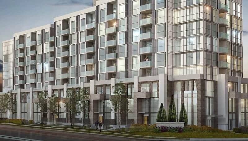 Dunwest Condos Exterior Building True Condos