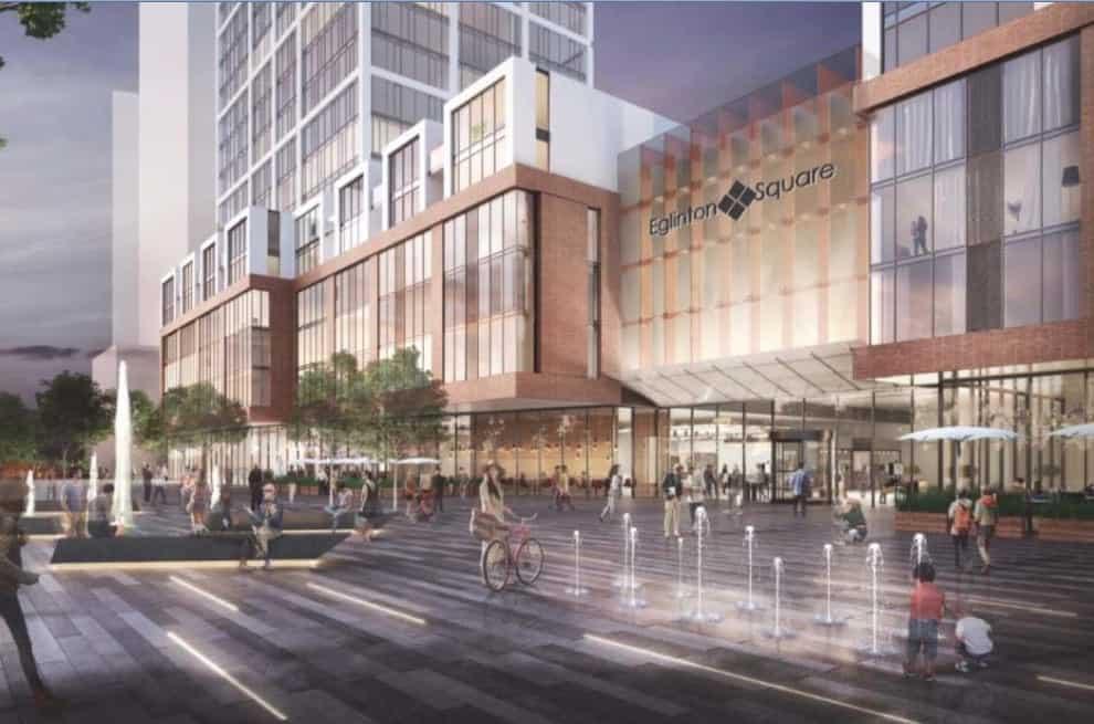 1 Eglinton Square Condos Building Exterior True Condos