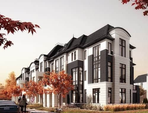 Fifth Avenue Homes Townhomes True Condos