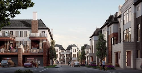 Fifth Avenue Homes Towns Community True Condos
