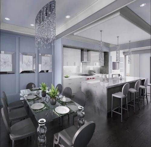 Fifth Avenue Homes Towns Interior Kitchen True Condos