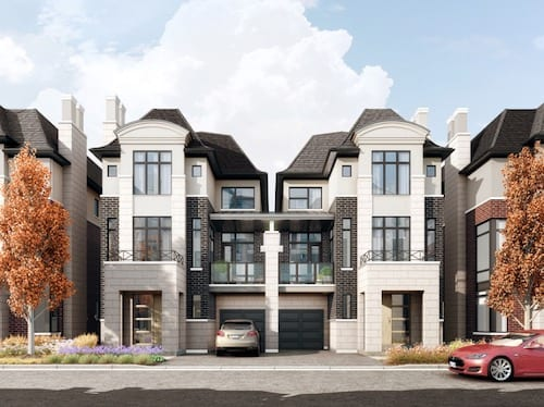 Fifth Avenue Homes Towns Single Linked Homes True Condos