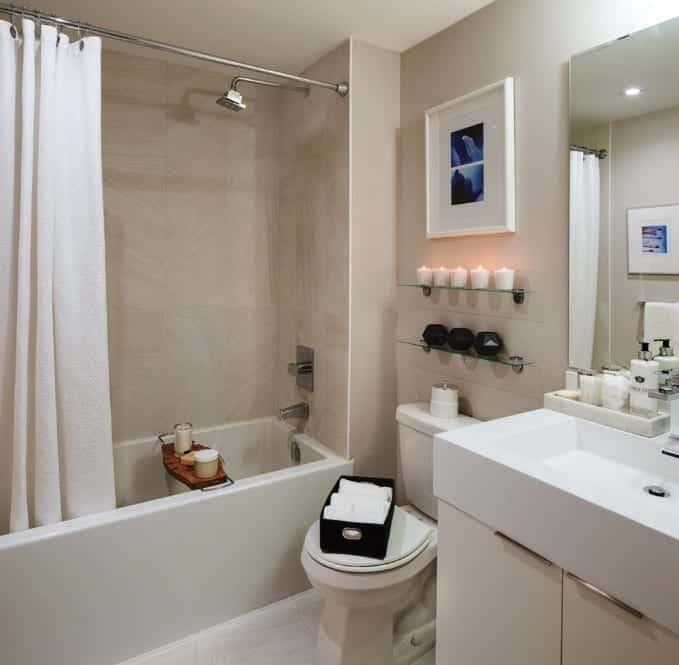 Kip District Condos Phase 2 Bathroom True Condos
