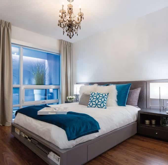 Kip District Condos Phase 2 Bedroom True Condos