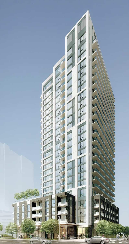 Kip District Condos Phase 2 Building Exterior True Condos