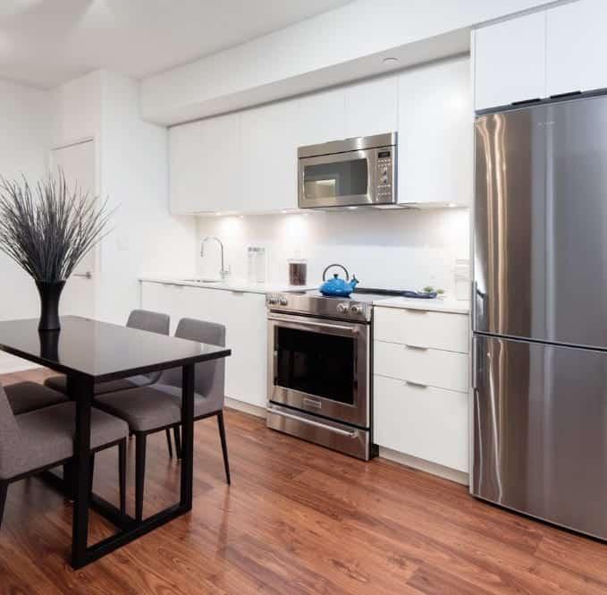 Kip District Condos Phase 2 Kitchen True Condos