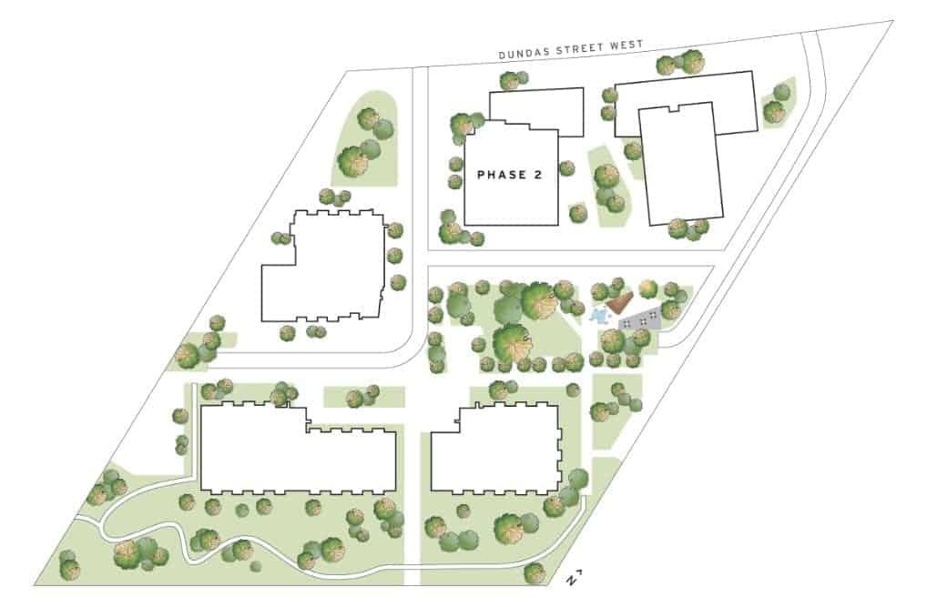 Kip District Condos Phase 2 Project Site True Condos
