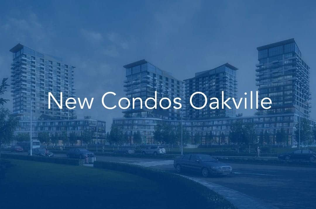 New Condos Oakville