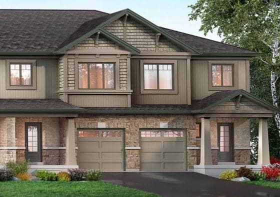 Stepping Stones Townhomes Exterior True Condos