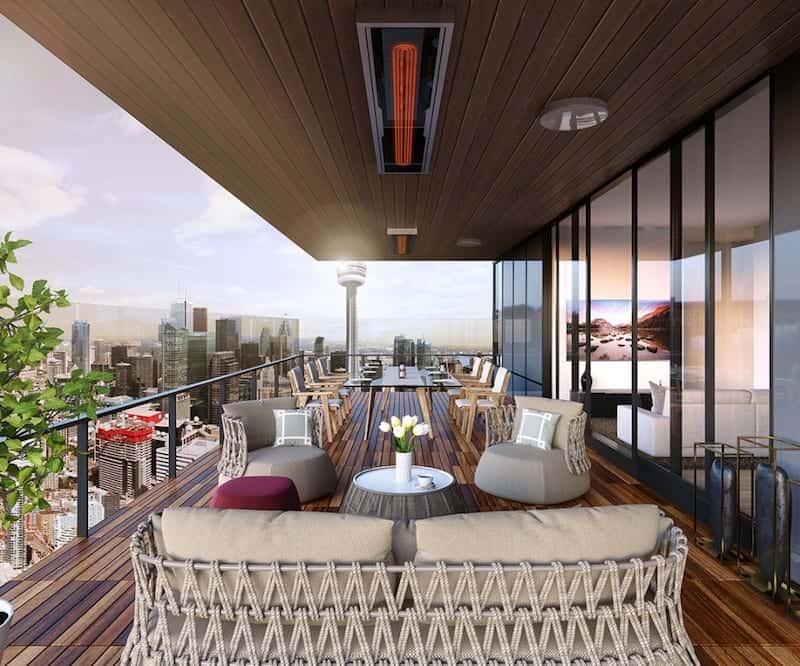 Concord Canada House Condos Balcony True Condos