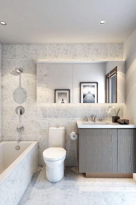 Concord Canada House Condos Bathroom True Condos