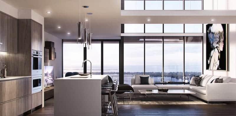 Concord Canada House Condos Penthouse True Condos