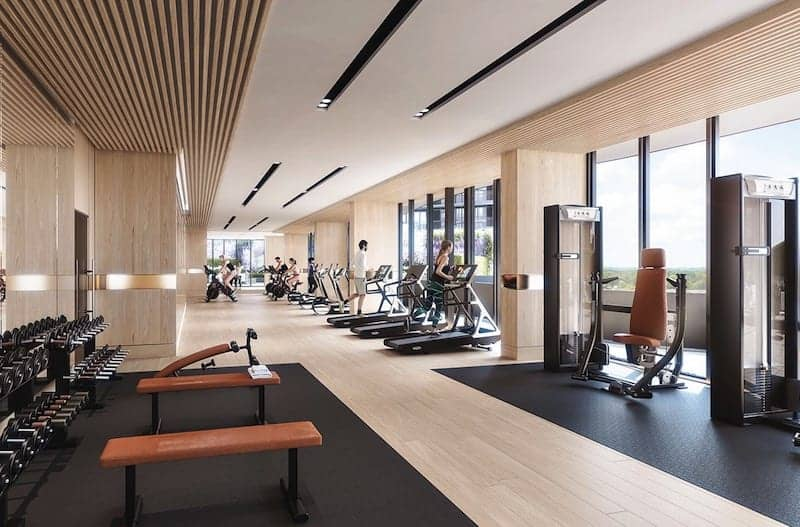 King's Landing Condos Phase 3 Gym True Condos