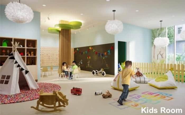 Mobilio Towns Playroom True Condos