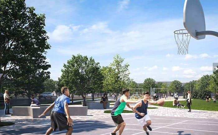 Mobilio Towns Recreation True Condos