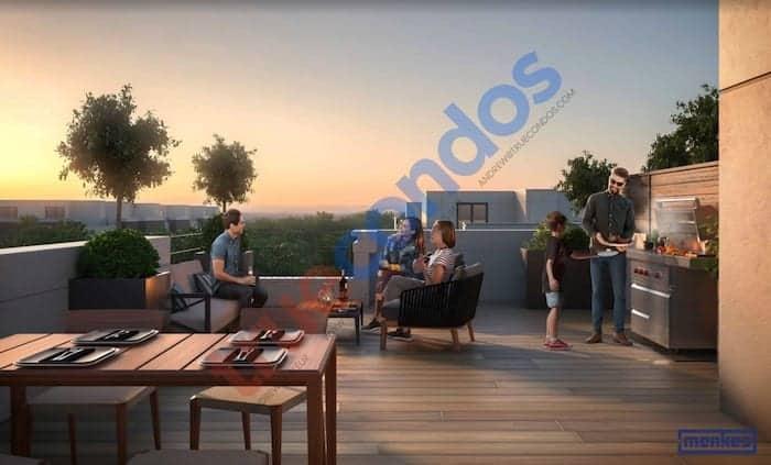 Mobilio Towns Terrace True Condos