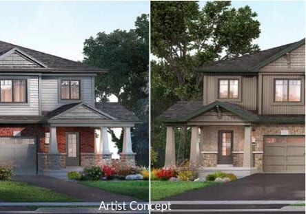 Stepping Stones Townhomes Marble Exterior True Condos