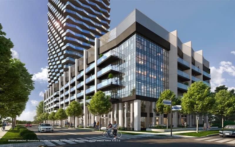 Thirty Six Zorra Condos Exterior Building True Condos