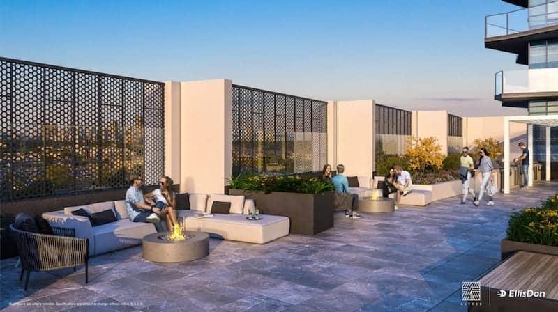 Thirty Six Zorra Condos Rooftop True Condos