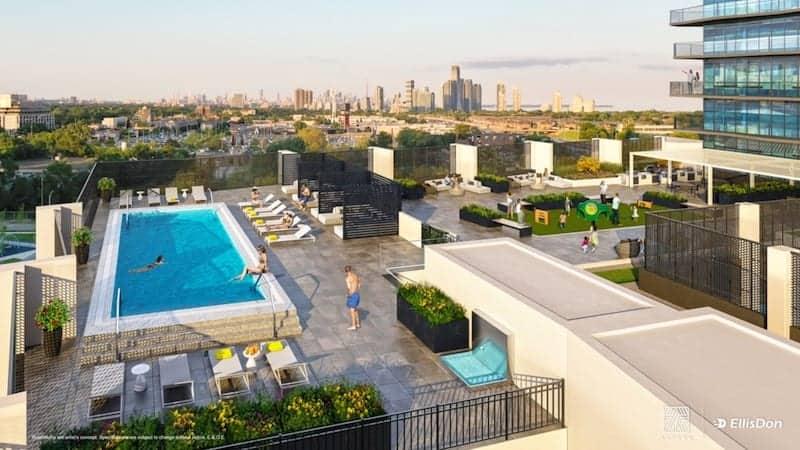 Thirty Six Zorra Condos Terrace True Condos