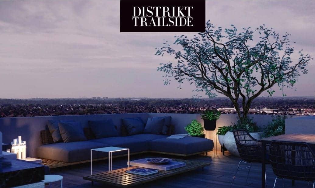 Distrikt Trailside Terraces True Condos