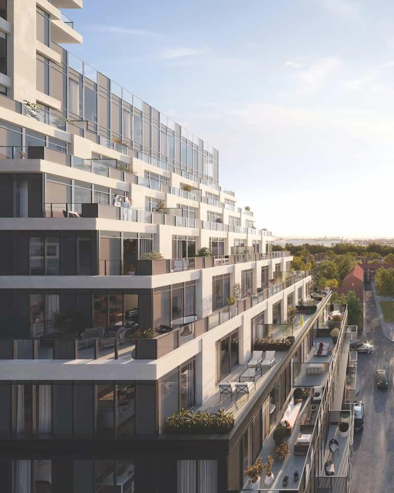 Linx Condos Terraces