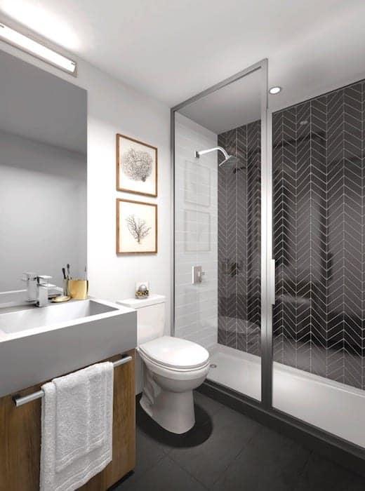The King's Mill Condos Bathroom True Condos
