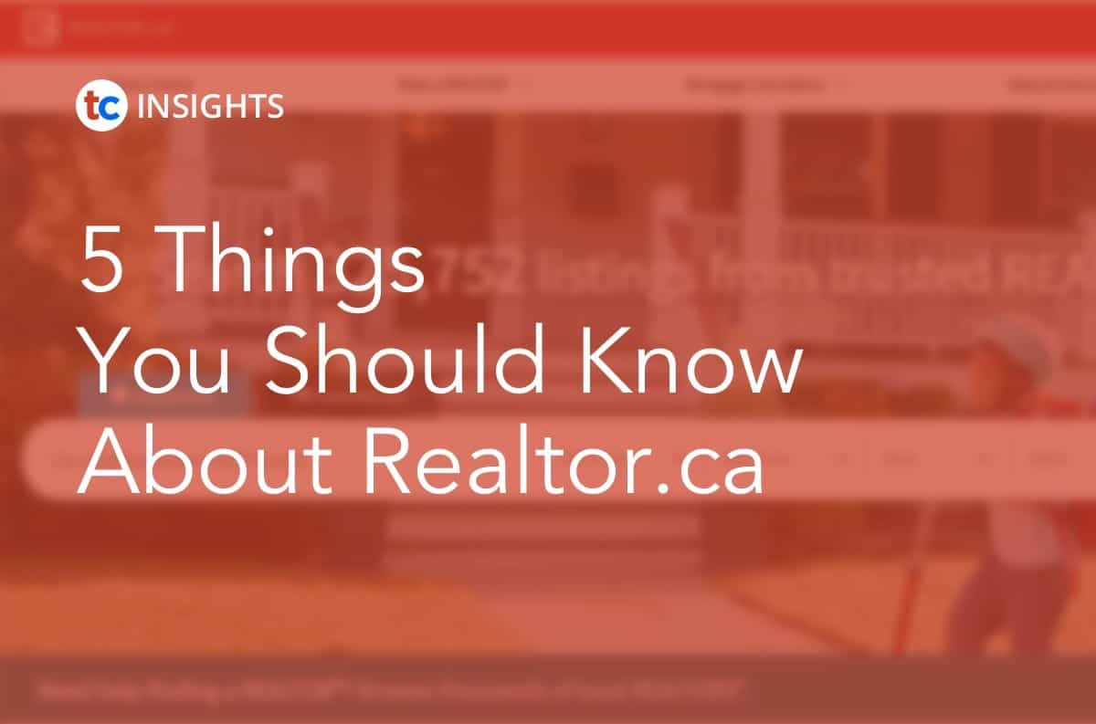 5 Things You Should Know About Realtor.ca