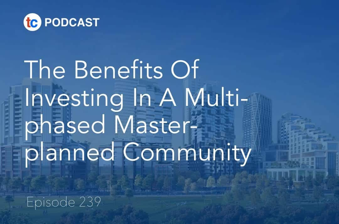 Benefits of a Master-planned Community True Condos