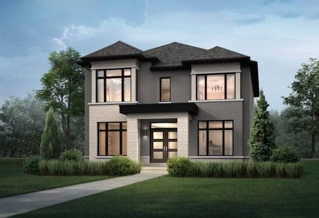 Cornell Rouge Homes Cedarwood