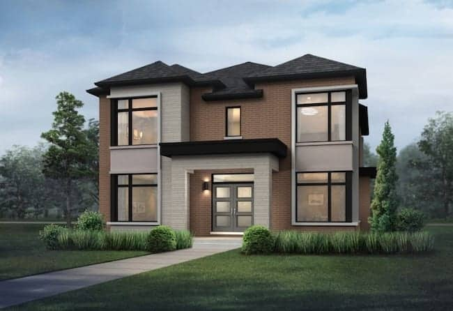 Cornell Rouge Homes Red Oak B