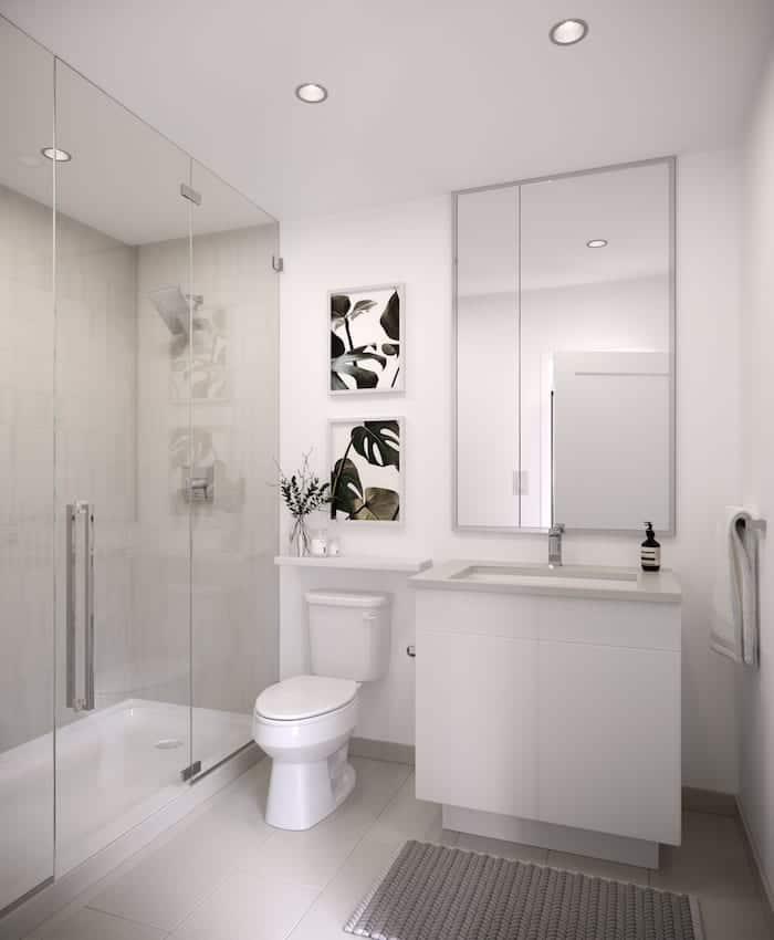 EX2 Condos Bathroom