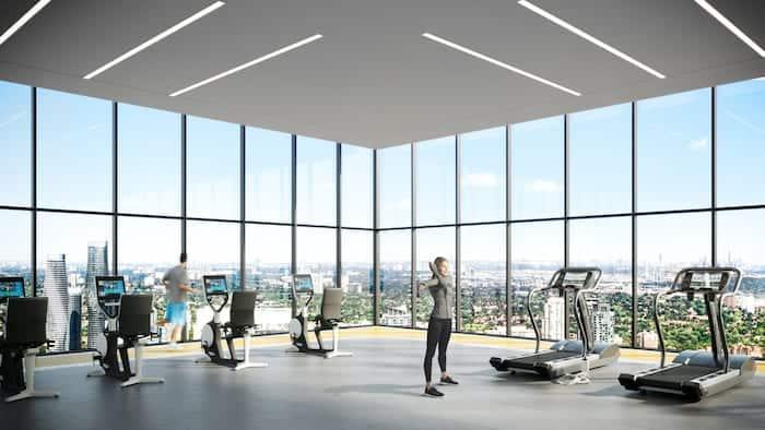 EX2 Condos Gym