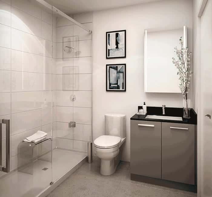Sixty Five Broadway Condos Bathroom