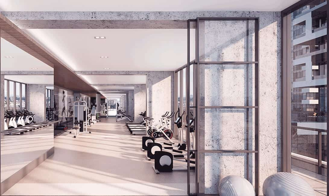 Sixty Five Broadway Condos Gym