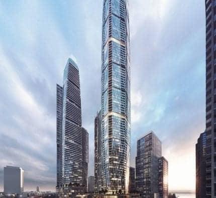 Sky Tower at One Yonge Render True Condos