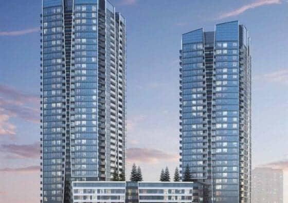 Promenade Park Towers True Condos Render